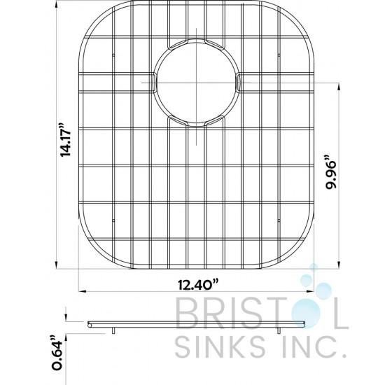 BG805 Stainless Steel Grid