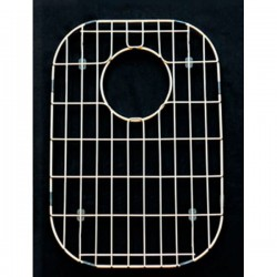 BG809 - Stainless Steel Grid Small