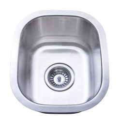 B701 Stainless Steel Single Bowl