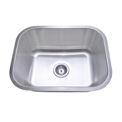 B706 Stainless Steel Single Bowl