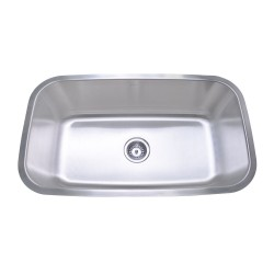 B707 Stainless Steel Single Bowl